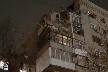 В России из-за взрыва газа снова обрушился жилой дом