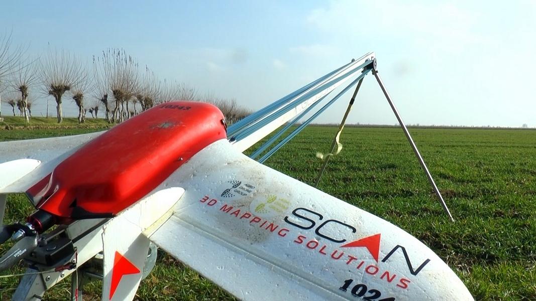 Российские дроны провели цифровизацию и диагностику сельхозугодий в Джизакской области