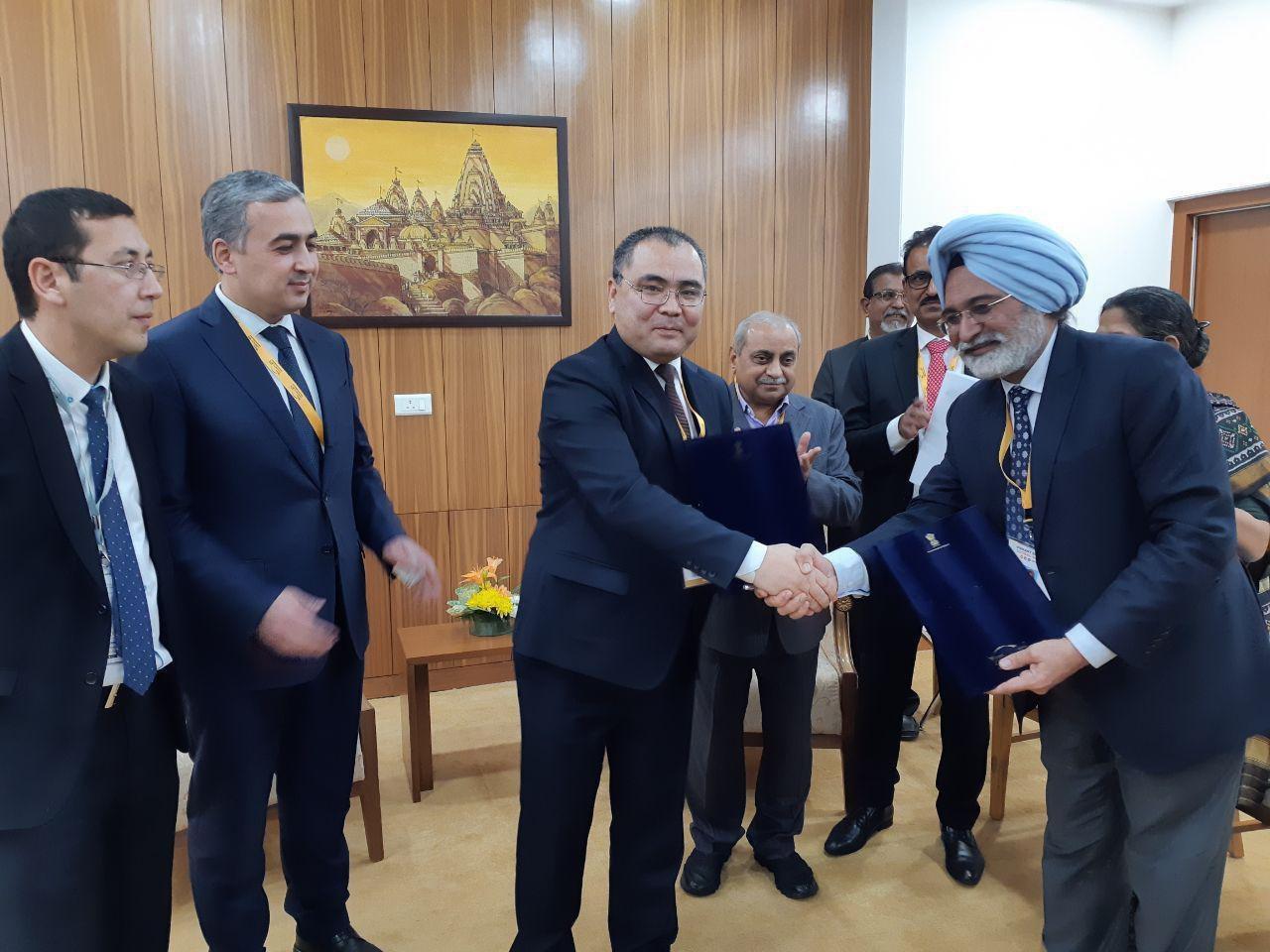 Индия и Узбекистан создадут агрокластер в Андижанской области