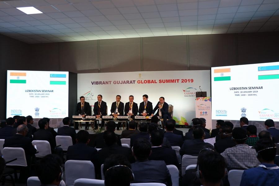 С Эксимбанком Индии подписано рамочное соглашение на 200 миллионов долларов