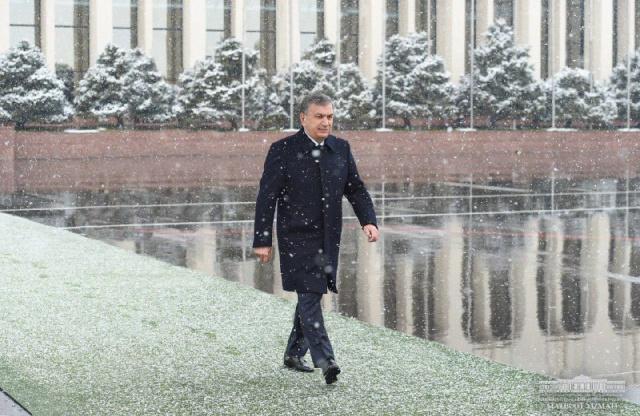 Шавкат Мирзиёев отбыл в Германию