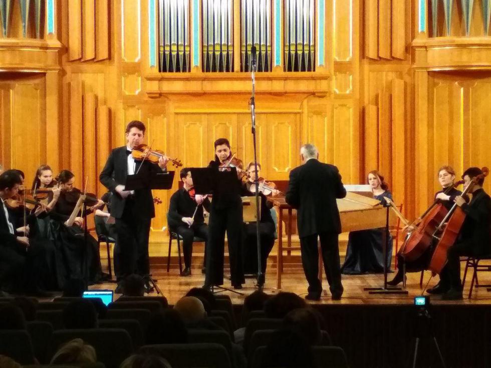 Вечер классической музыки прошел в Ташкенте