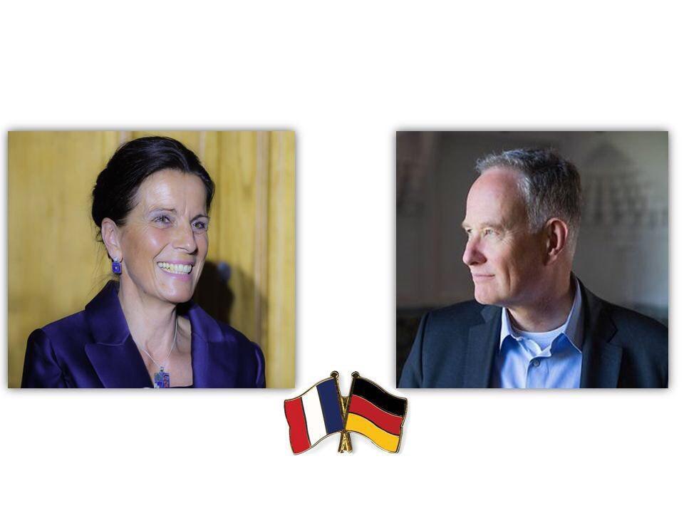 Послы Франции и Германии распространили Совместное заявление