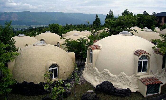 Японские юрты появятся в Андижанской области