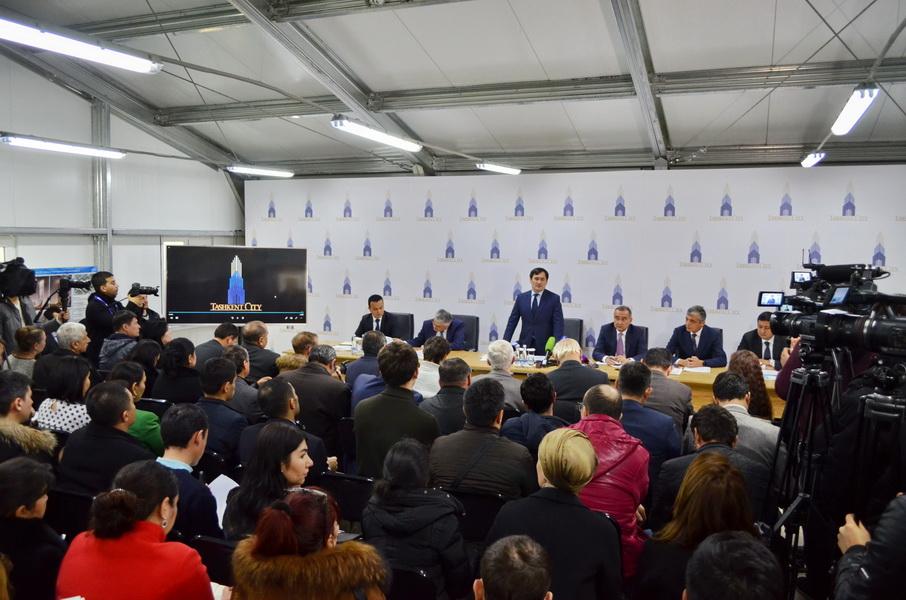 Хоким Ташкента: Я за исторический облик города