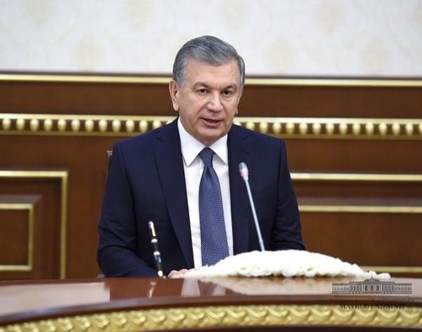 Шавкат Мирзиёев выразил соболезнования Владимиру Путину в связи с трагедией в Магнитогорске