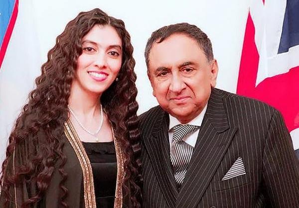 77-летний английский лорд-мусульманин женился на молодой узбечке