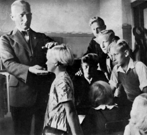 «Очищение» крови: секретный проект нацистов по выращиванию супердетей
