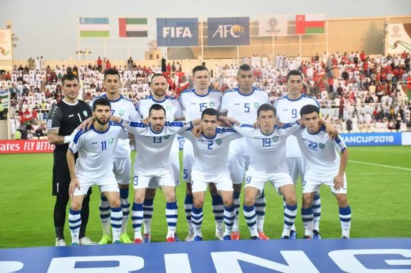 Футбольная сборная Узбекистана в первом матче Кубка Азии-2019 победила команду Омана