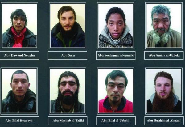Сирийские демократические силы взяли в плен восемь иностранных боевиков ИГИЛ, среди которых два гражданина Узбекистана