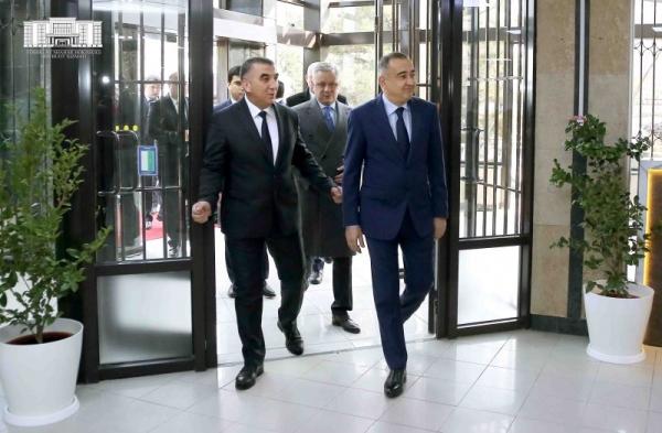 Ташкентский хокимият открыл собственный банк