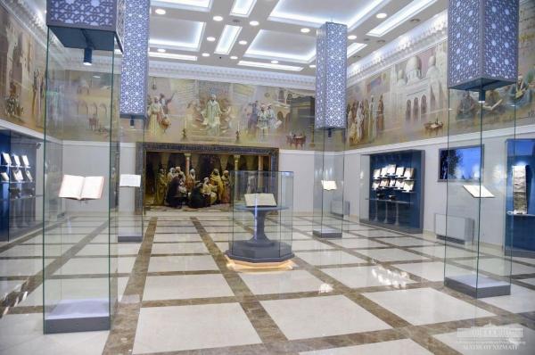 В Самарканде завершено строительство научно-исследовательского центра Имама Бухари и Научной школы хадиса