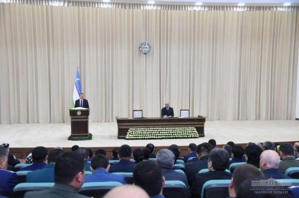 Президент поручил наладить в Самарканде подготовку кадров в области «цифровой экономики» по германским методикам