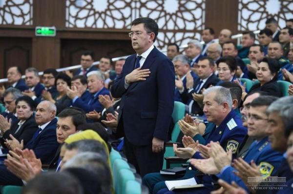 Назначен хоким Самаркандской области