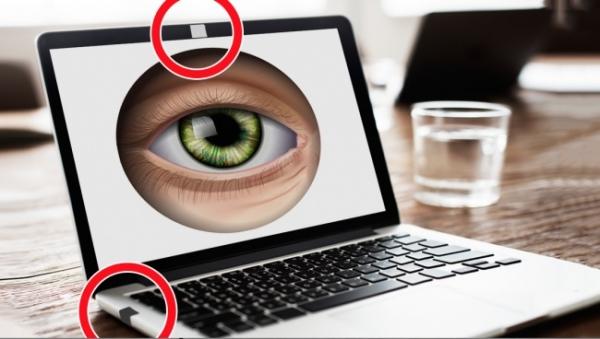 Надо ли заклеивать камеру на ноутбуке?