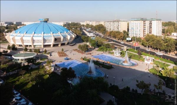 Ташкентский цирк закроют… на капитальный ремонт