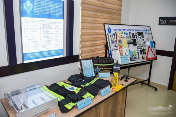 Президенту показали новую систему обеспечения общественной безопасности (фото)