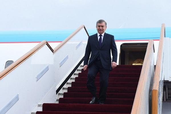 В январе Шавкат Мирзиёев посетит Индию и Германию