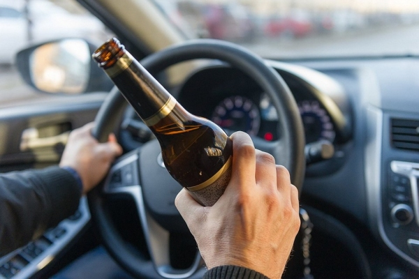 В прошлом году в Узбекистане почти 45 тысяч водителей лишили прав за вождение в пьяном виде