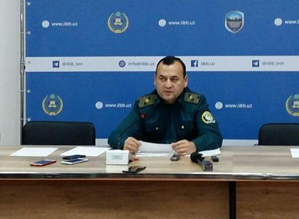 ГУВД заявило о снижении преступности в Ташкенте