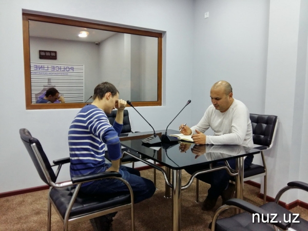За стеклом: в Узбекистане внедряют специальные следственные комнаты (фото)