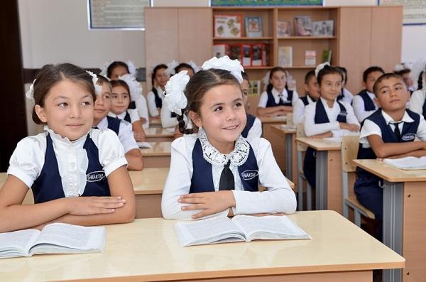 Самаркандской школе присвоено имя Вильгельма фон Гумбольдта