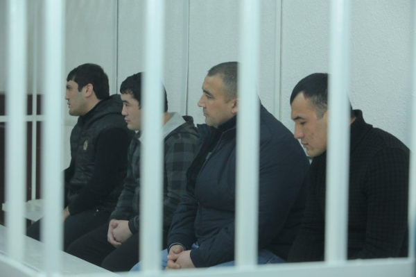 В Ташкенте начался суд по делу о гибели спортсмена Джамшида Кенжаева в клубе «Aurum 898»