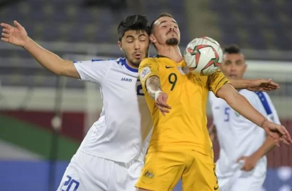 После отчаянной борьбы и серии пенальти сборная Узбекистана уступила победу австралийцам и вышла из борьбы за Кубок Азии