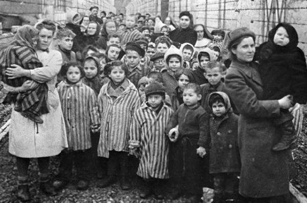 Неделя памяти жертв Холокоста стартовала в Москве