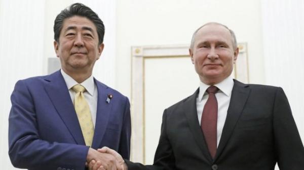 Чем закончилась встреча Путина с премьером Японии