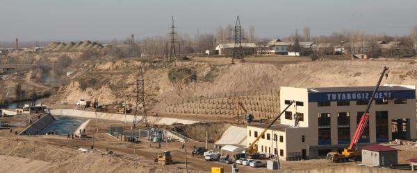 Кичик ГЭСнинг катта имкониятлари