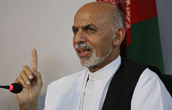 Ашраф Гани: С 2014 года в Афганистане погибли более 45 тысяч силовиков