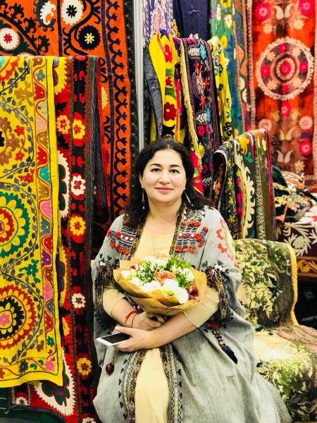 """В Москве откроется выставка-ярмарка «Восточный базар """"Тюбетейка""""»"""