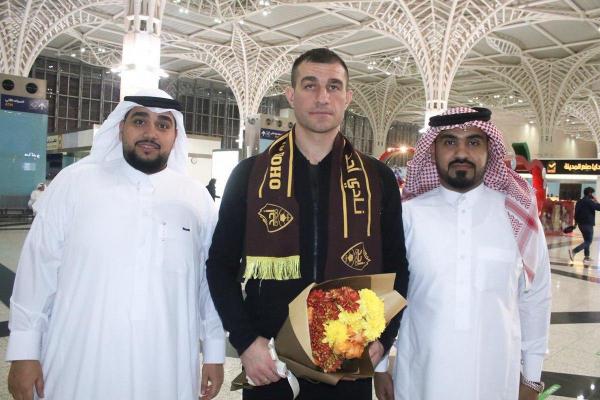 Вратарь Игнатий Нестеров подписал контракт с клубом из Саудовской Аравии
