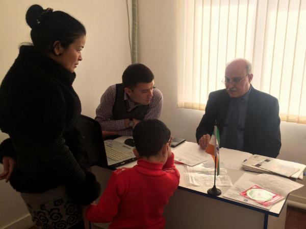 Индийские врачи проведут благотворительные консультации в Ташкенте