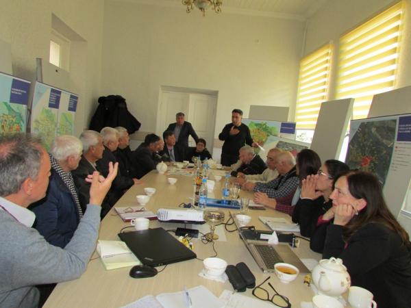 Эксперты ЮНЕСКО рекомендовали не сносить жилые дома в исторической части Самарканда
