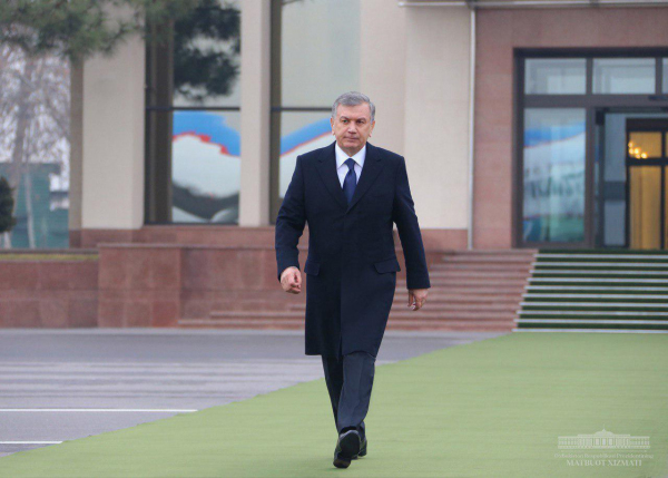 Шавкат Мирзиёев принял участие в мероприятиях ко дню рождения Первого Президента в Ташкенте и Самарканде