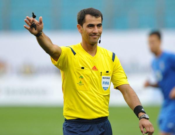Равшан Ирматов назначен судьей финала Кубка Азии-2019