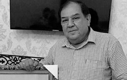 Скончался заслуженный артист Узбекистана Рустам Убайдуллаев
