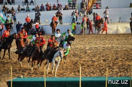 В ноябре в Ташкенте впервые состоится чемпионат мира по кок-бору (видео)