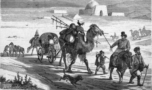 Влюблённый в Туркестан. Жизнь и странствия Николая Каразина - художника, писателя, солдата. Глава первая