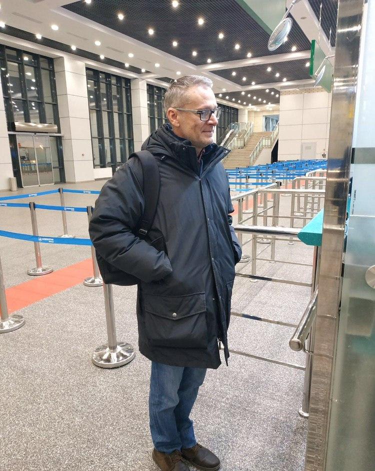 НАК «Узбекистон хаво йуллари» перевезла первого «безвизового» туриста из Италии