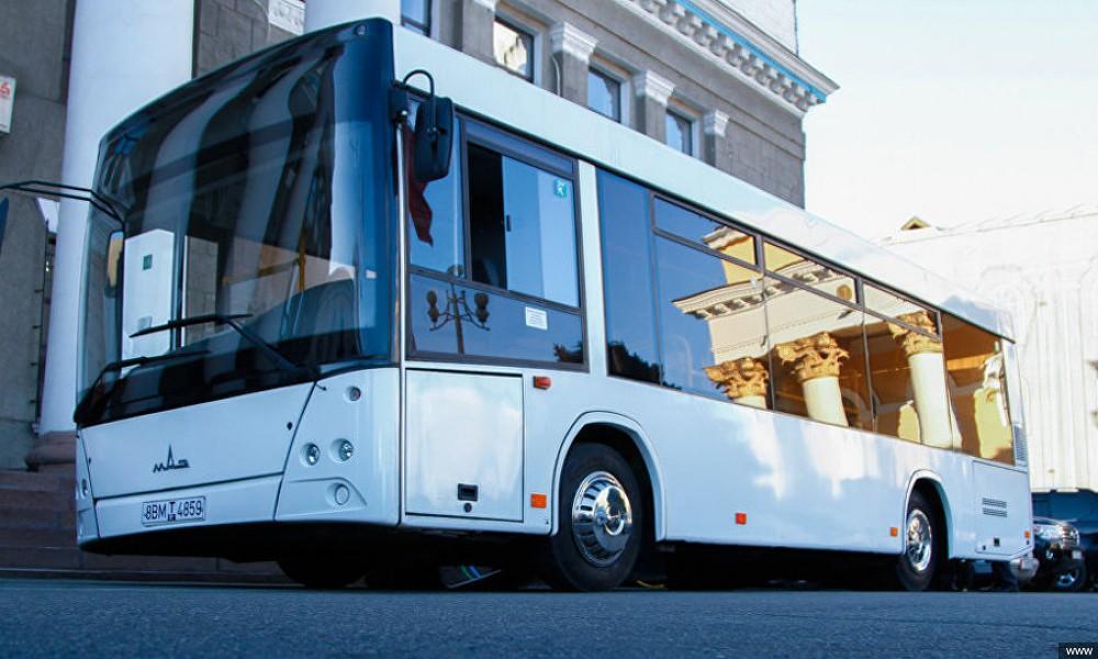 Автобусный рейс Бишкек — Ташкент возобновили