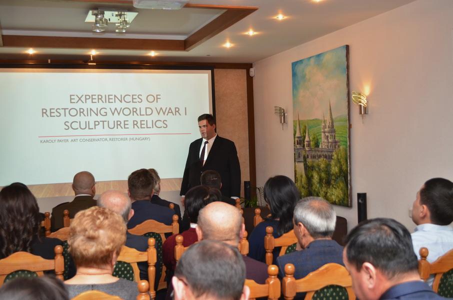 Венгрия восстанавливает память военнопленных, умерших в Ташкенте