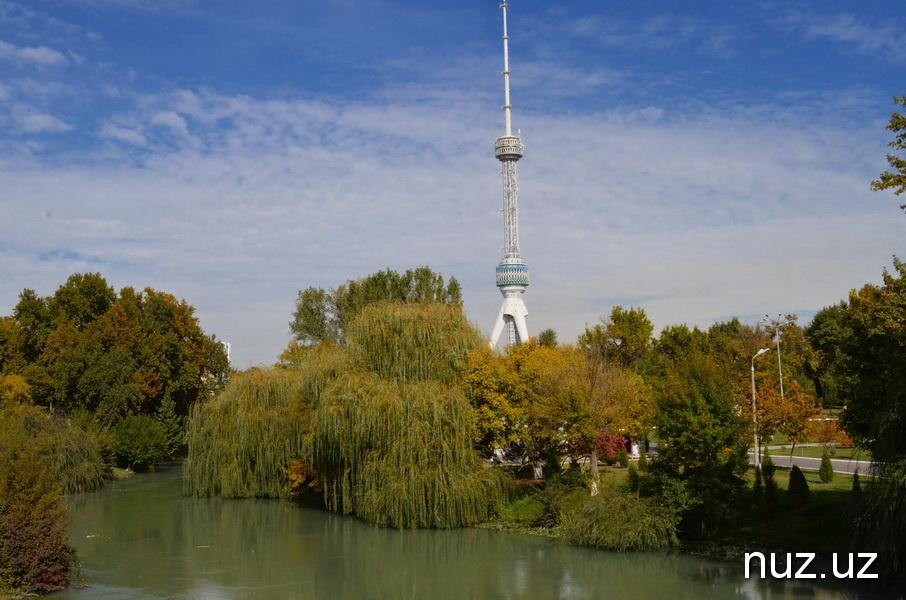 Ташкентская телебашня вошла в пятерку самых романтичных мест в городах СНГ
