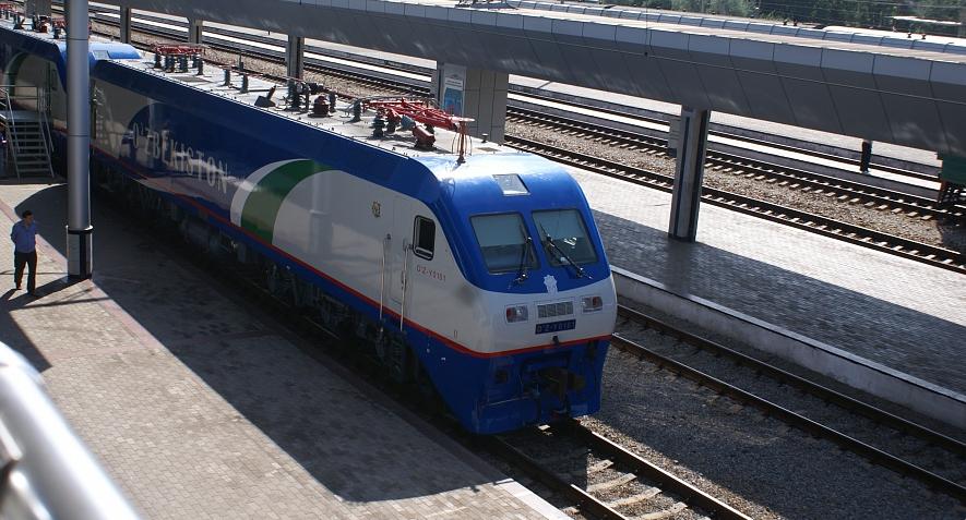 С 1 марта в Узбекистане подорожают железнодорожные билеты