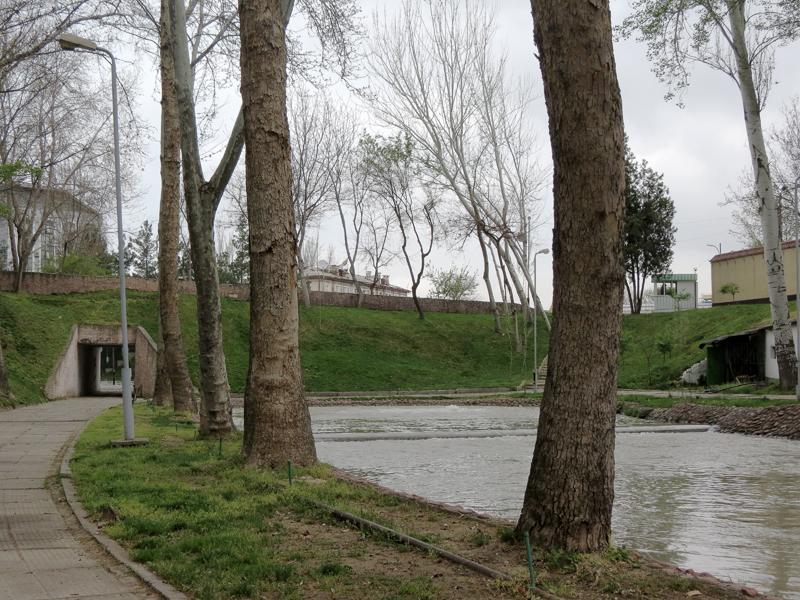 Вдоль ташкентских каналов будут созданы Wi-Fi-зоны, книжные кафе, велодорожки и аллеи
