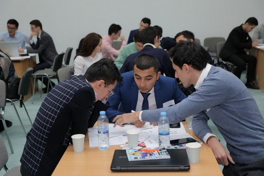 Молодежь готовится к конкурсу инноваций Big Idea Challenge