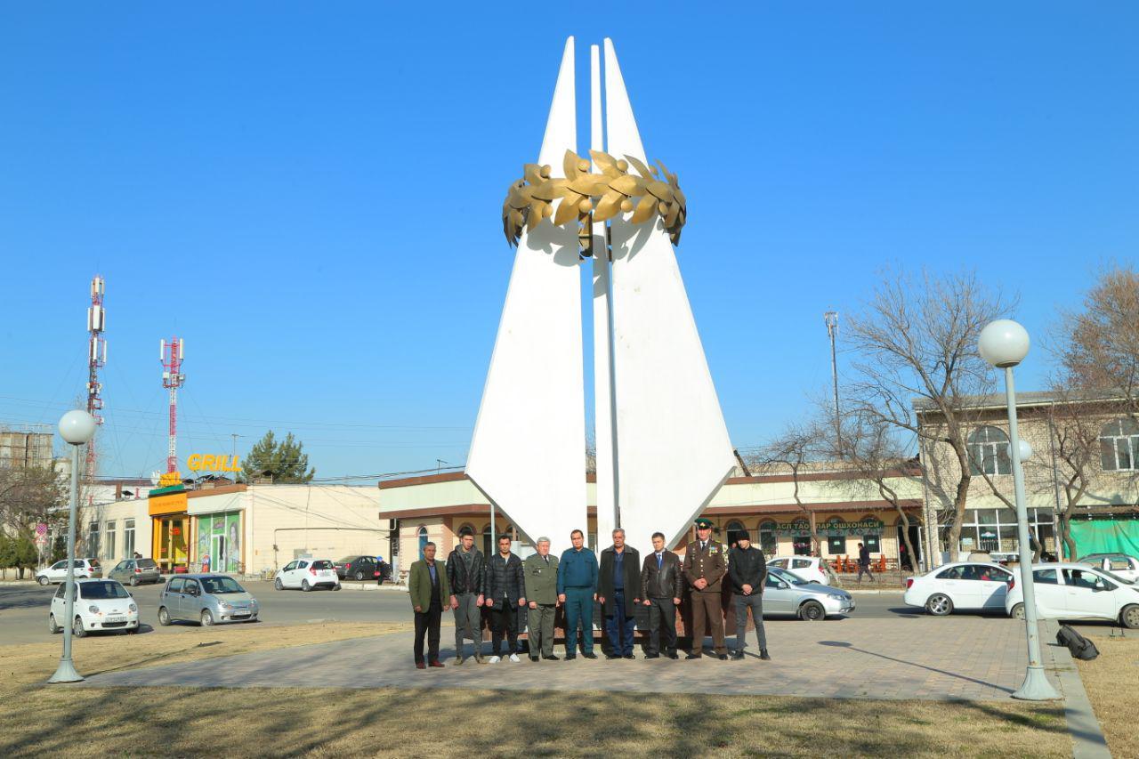За несколько месяцев в Ташкенте отреставрировали 47 памятников, посвященных Великой Отечественной Войне