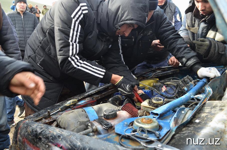 Автокросс: перевороты, «ЧП» и кульбиты - в Джизаке состоялся первый этап Кубка Узбекистана 2019 года